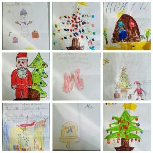 Il Natale nei pensieri e nei disegni dei nostri bambini