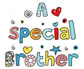 Un fratello… speciale